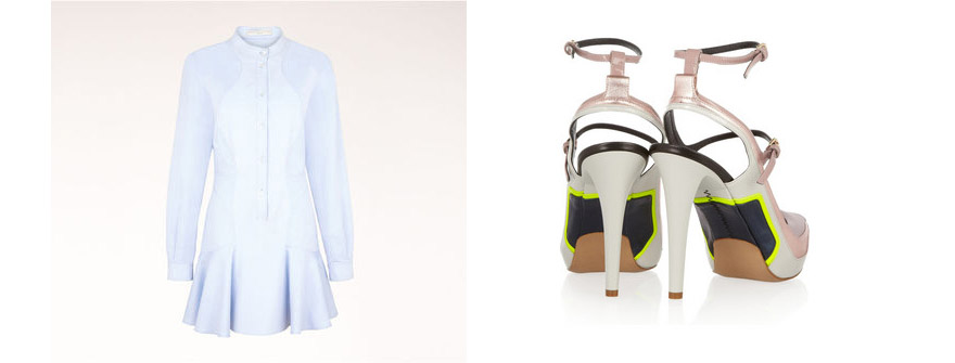 stella-mccartney-light-blue-shirt-dress-jilsander-pumps
